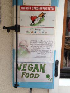 Vegetarisch und vegan unterwegs auf Reisen - In Südtirol und in der Pfalz
