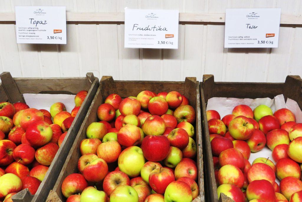 Köstlichkeiten rund um den Apfel