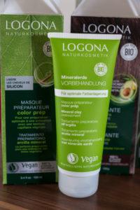 Logona - natürlich Färben mit Pflanzenhaarfarbe