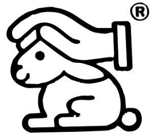 vegane Naturkosmetik - Hase mit der schützenden Hand