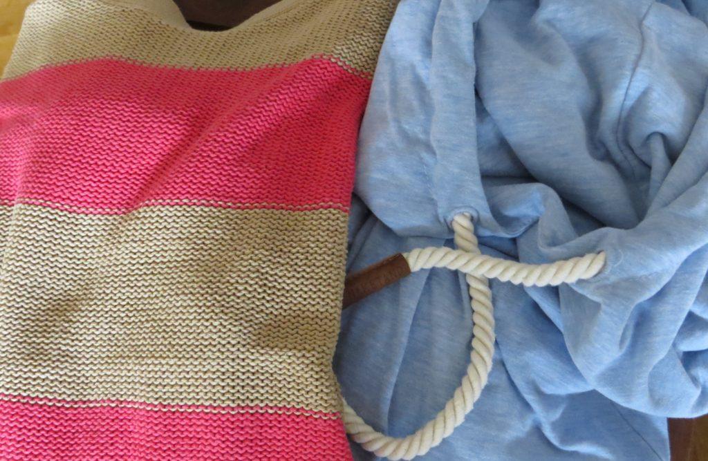 Ein Kleidertausch hilft dabei, den eigenen Konsum zu reduzieren