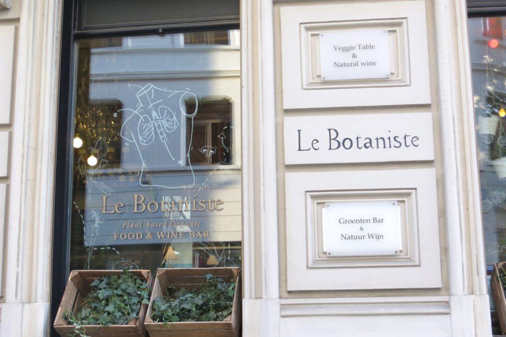 """Gent vegetarisch entdecken im """"Le Botaniste"""""""